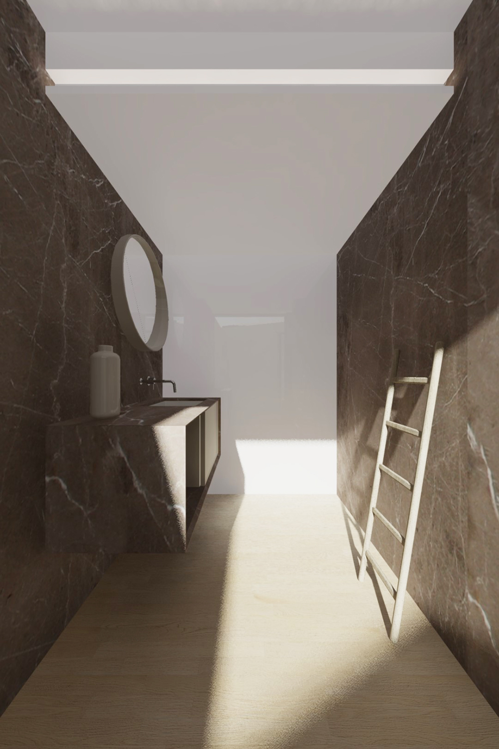 Bathroom Raulino Silva Architect