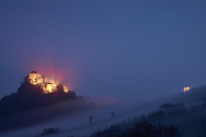 Castello Matildico di Rossena Ing. Simone Pioli - Binini Partners