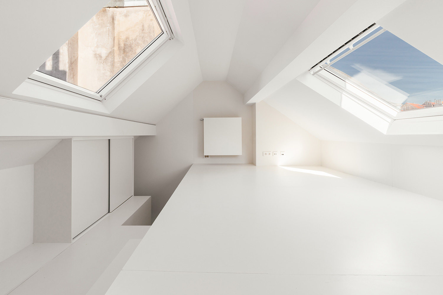 City House Brussels Loft Conversion Neolith® by TheSize