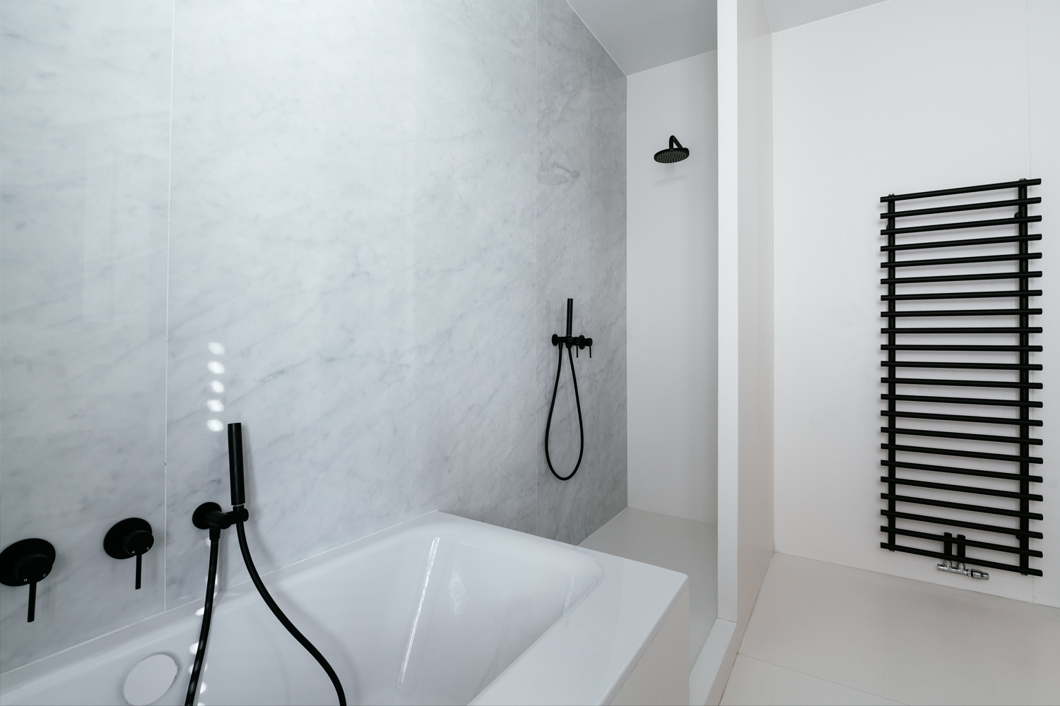 City House Brussels Bathroom Neolith® by TheSize