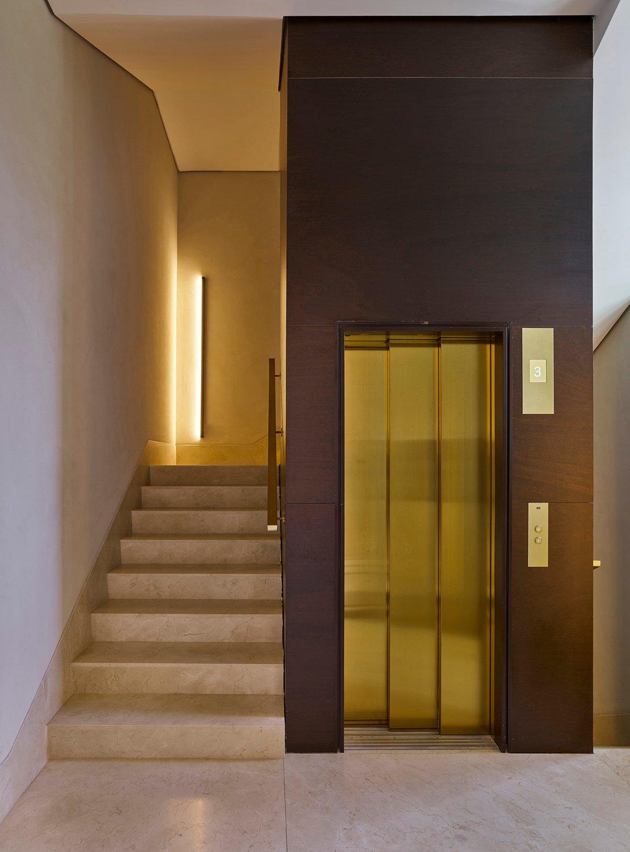 vano ascensore Beppe Raso