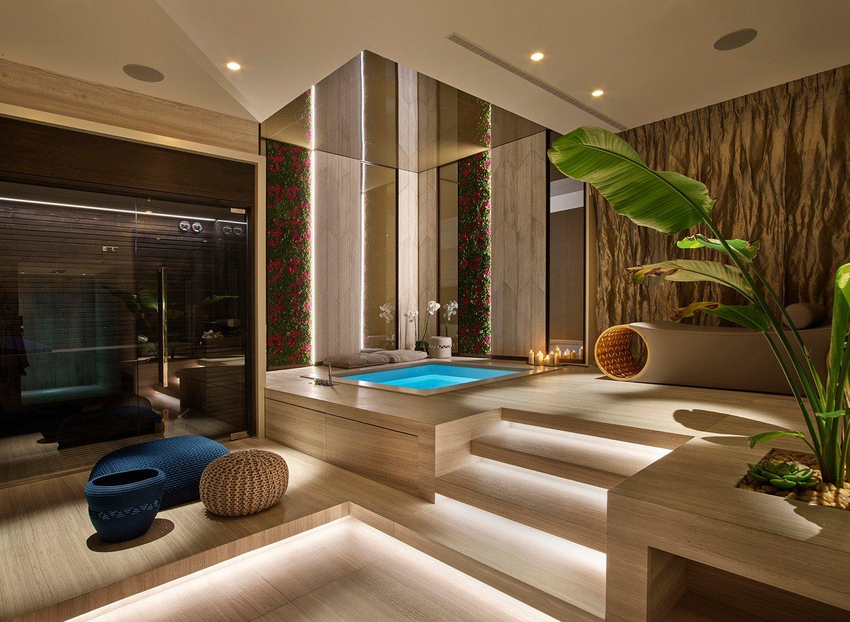 interior appartamento 3 Beppe Raso