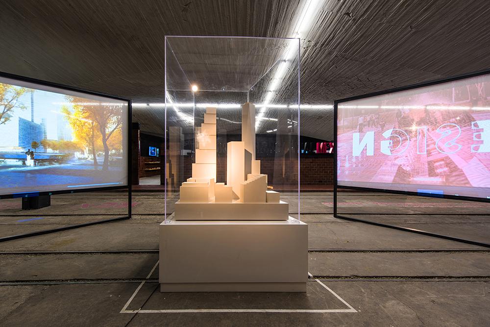 """Interior View """"10 exponentes del Siglo XXI: Ciudad-Arquitectura-Diseño"""" Jaime Navarro}"""
