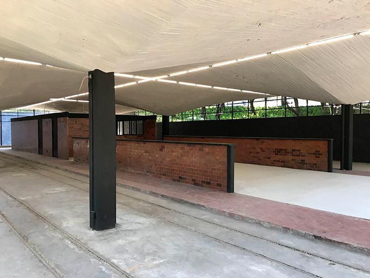 Interior View C Cubica Arquitectos}