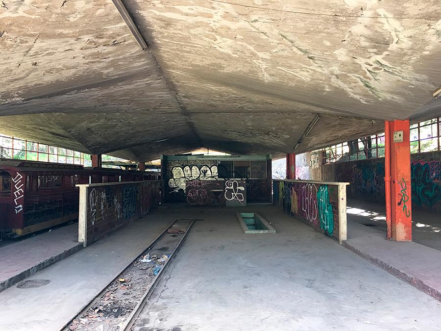 Interior View Before C Cubica Arquitectos}