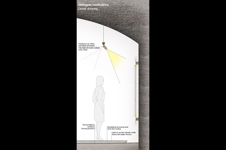 Detail drawing Antonio Iascone & Partners}