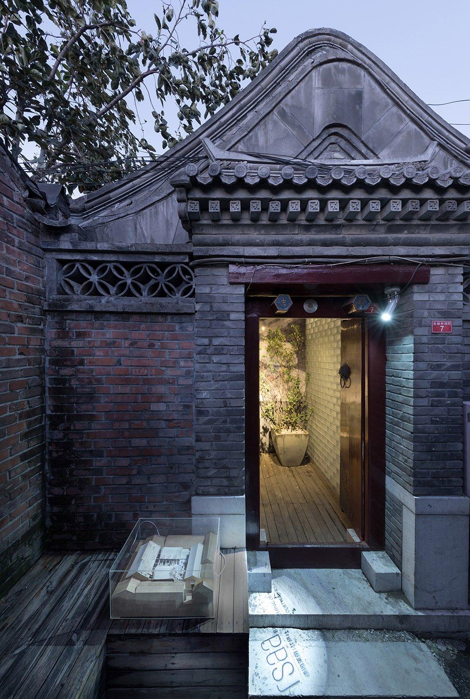 The main entrance © Hui Zhang