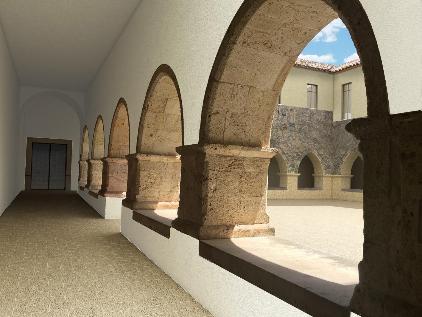 Corte Storica: progetto Corvino+Multari