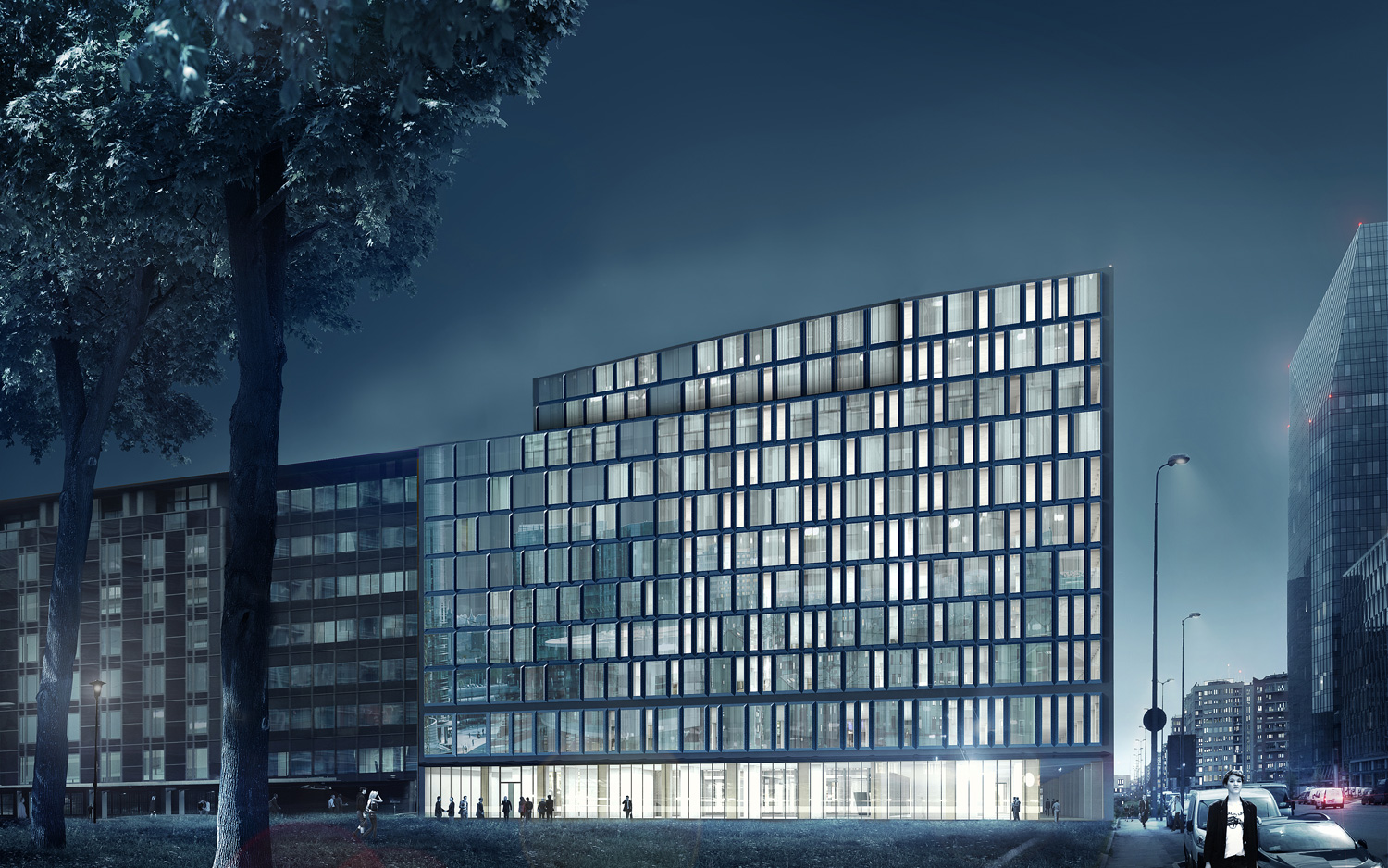 Render di progetto Atelier(s) Alfonso Femia - AF517}