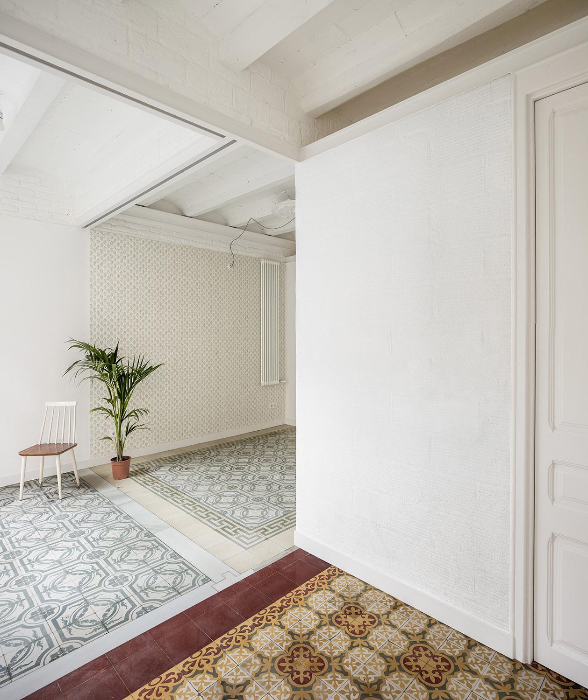 living room adrià goula