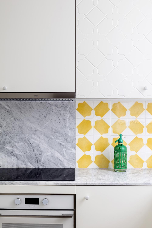 kitchen detail. gradient. first floor adrià goula