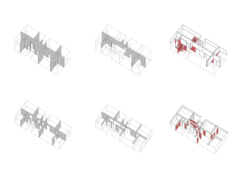 diagrams. construction process. vora}