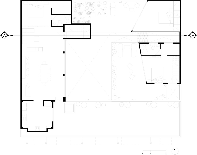 Fourth floor BAAQ'}