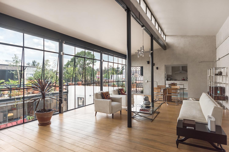 Interior Luis Gallardo / LGM Studio