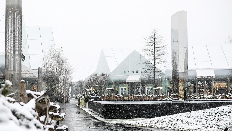 Snow season Éric Heranval