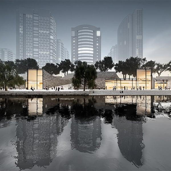 JADRIC ARCHITEKTUR ZT GMBH & TONGJI ARCHITECTURAL DESIGN AND RESEARCH INSTITUTE (SUN TONGYU & XU KAI OFFICE)