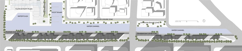 Siteplan 2 © JADRIC ARCHITEKTUR ZT GmbH & TONGJI ARCHITECTURAL DESIGN AND RESEARCH INSTITUTE