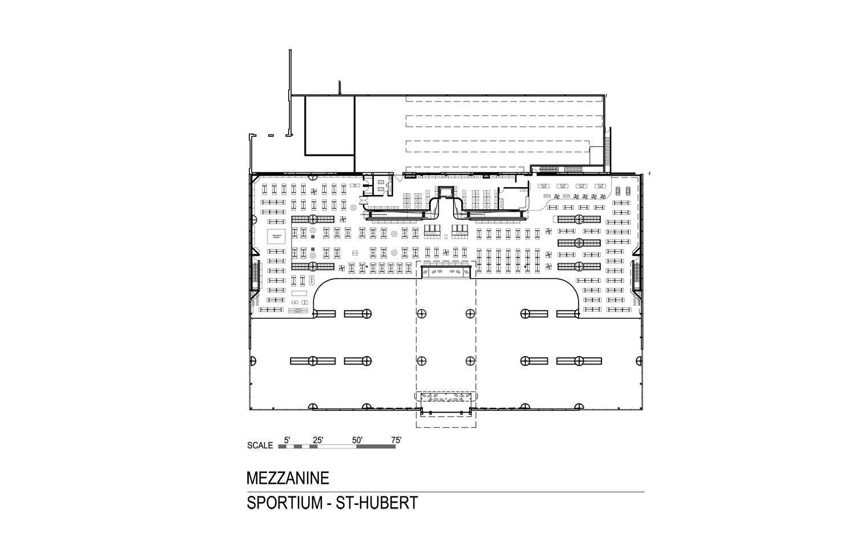 Mezzanine Conrath Architect Indesign inc}