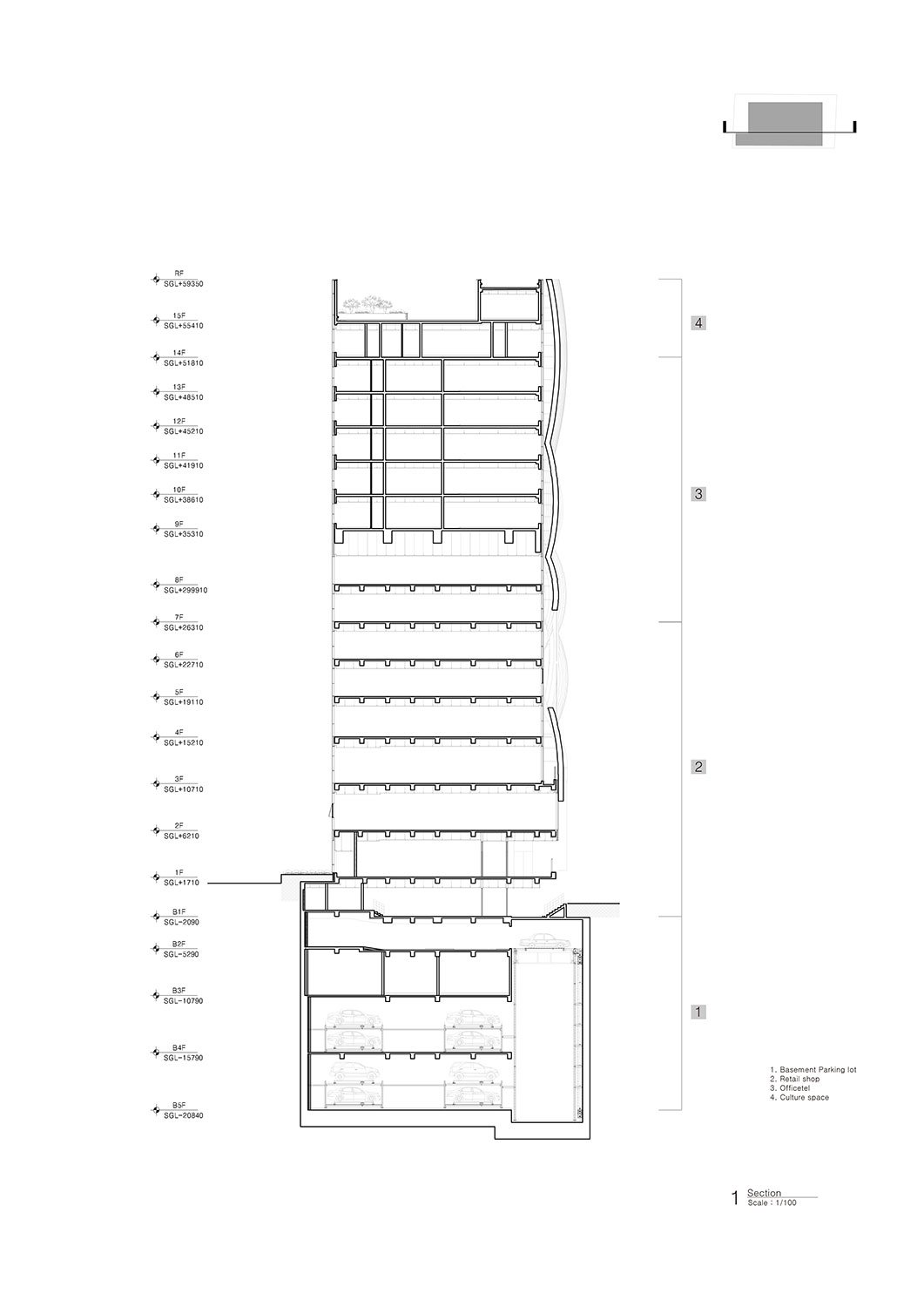 Section Unsangdong Architects Co., Ltd.}