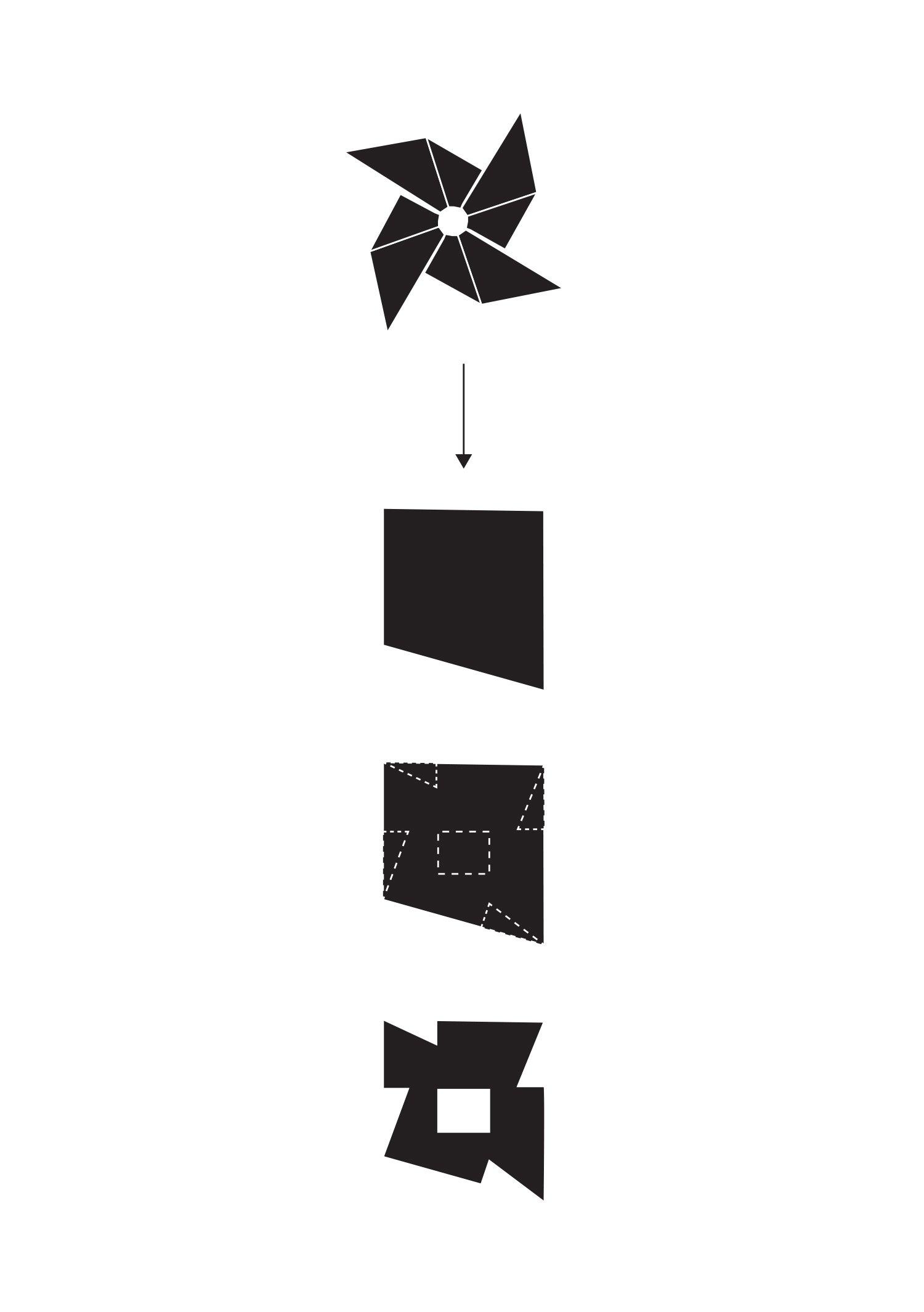 Schema di concept Monti + Zatti