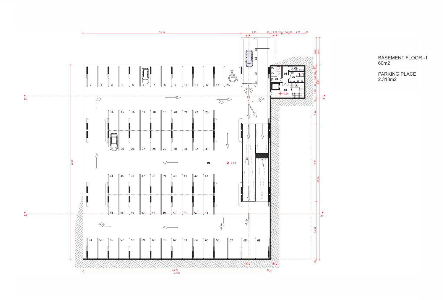 Basement Floor -1 Superform}