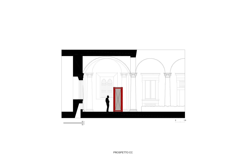 """prospetto Accademia di Belle Arti """"Pietro Vannucci"""" di Perugia}"""