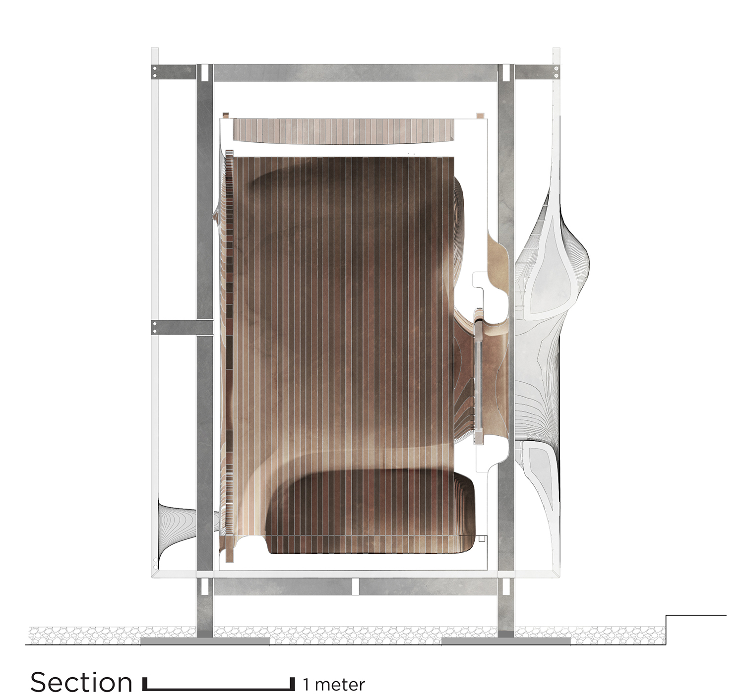 Rendered Cross Section Nada Almulla}