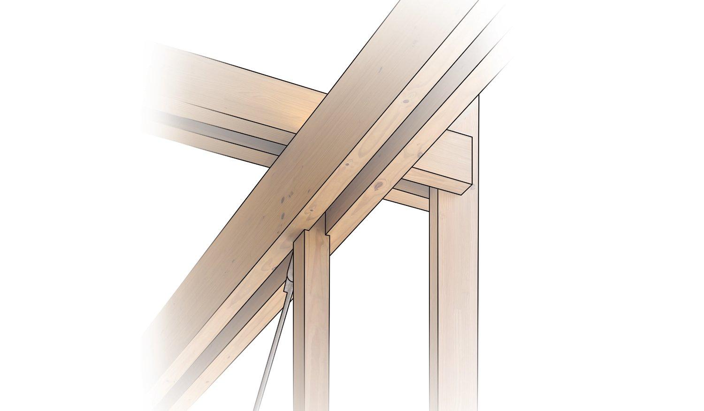 wooden detail studiomk27}