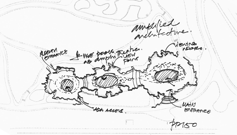 Hand drawn sketch Suchi Reddy, Reddymade}