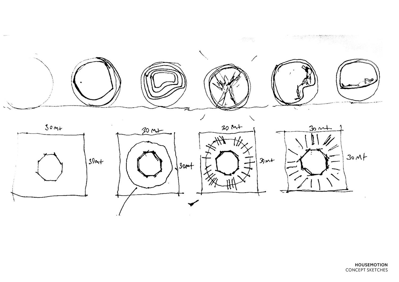 housEmotion - Sketches TABANLIOGLU ARCHITECTS}