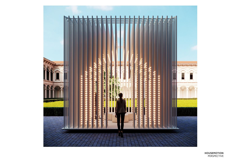 housEmotion - Perspective TABANLIOGLU ARCHITECTS}