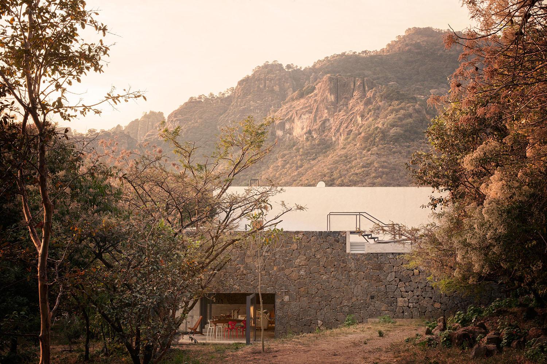 Casa Meztitla Photo: Yoshihiro Koitani