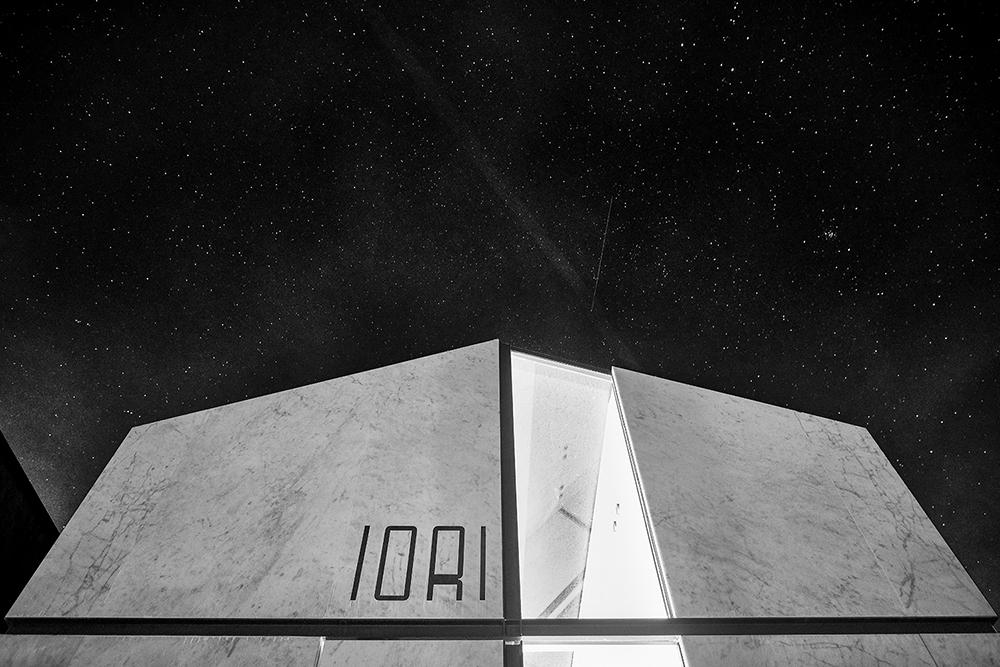 vista notturna in scorcio BP ARCHITECTS