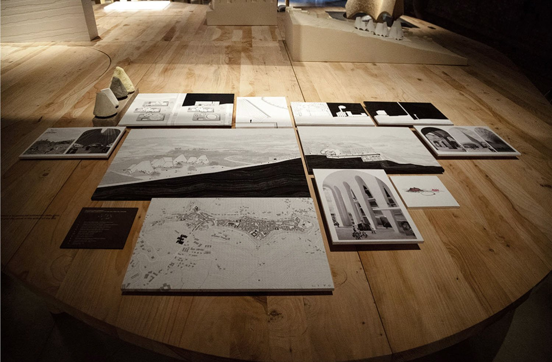 INSIDE-OUT Exhibition set up - Padiglione Italia MoDusArchitecs