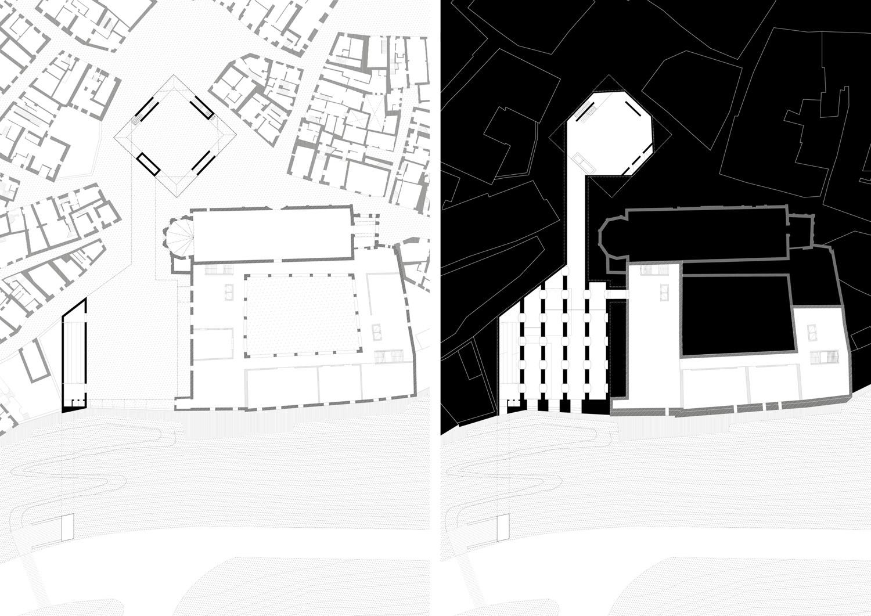 INSIDE: San Francesco plans MoDusArchitects}