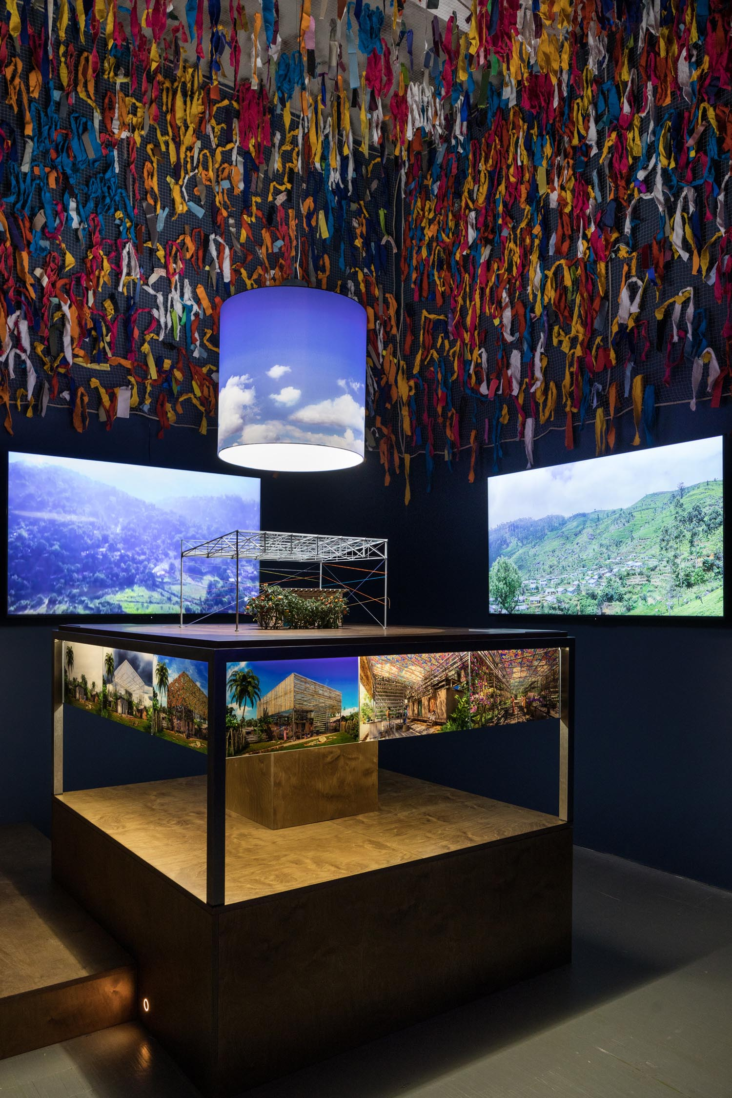 A piece of Sky - Sri Lankan Pavilion La triennale di Milano