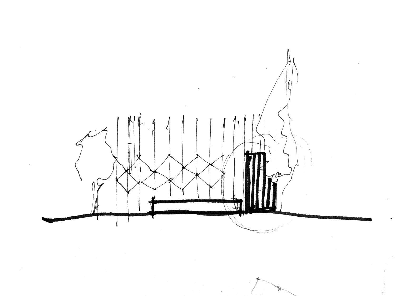 Concept sketch Clive Knights}