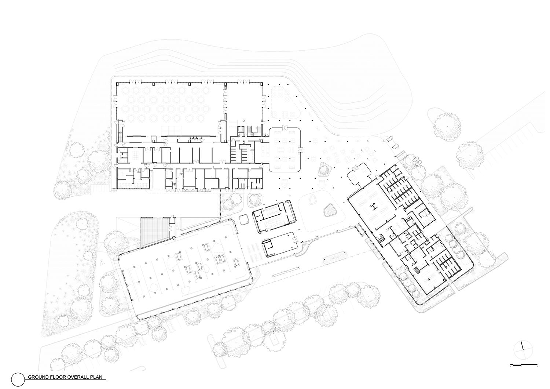 Ground Floor (Level 1) Plan URBNarc}