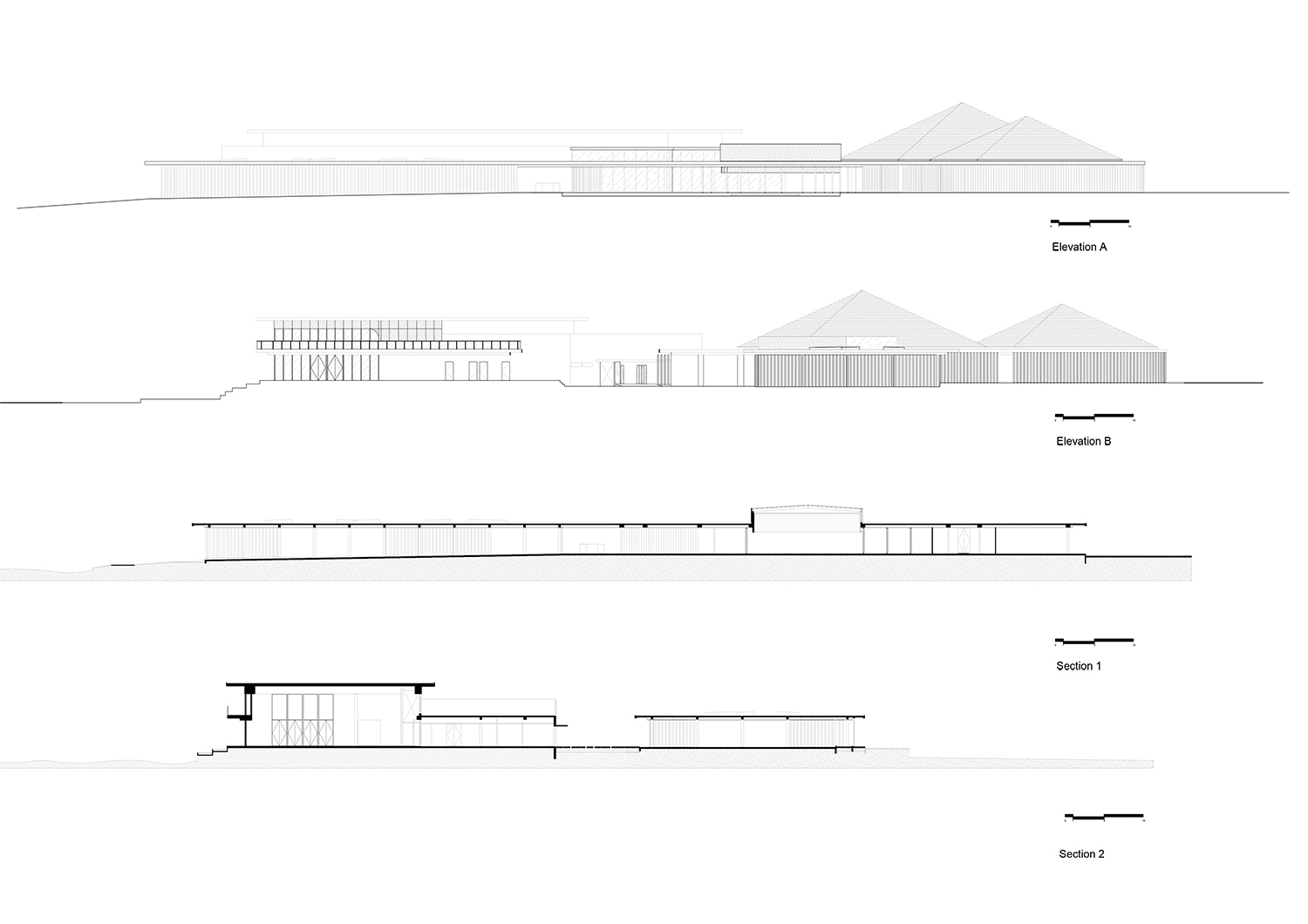 Elevations and Sections URBNarc}