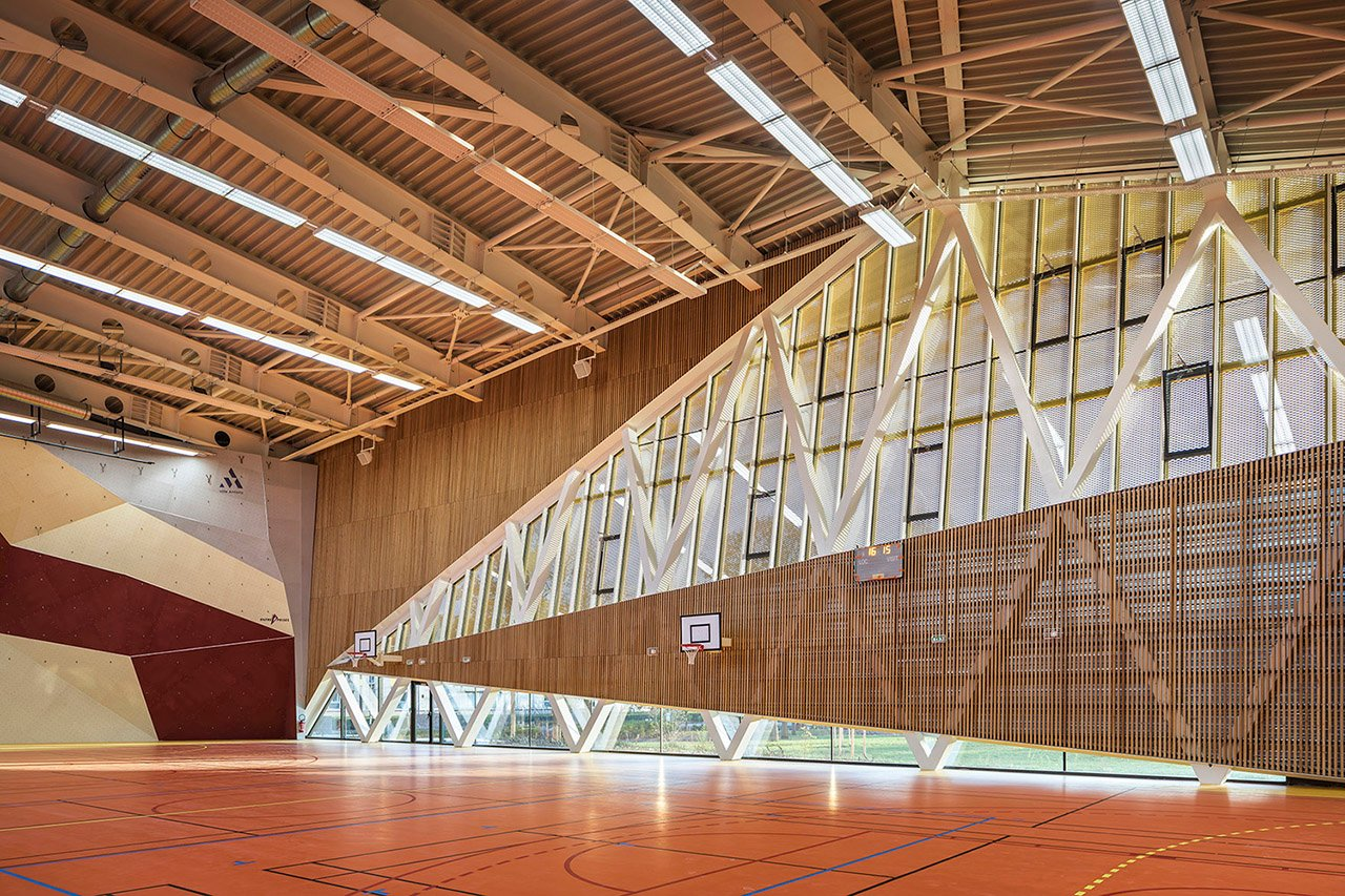 Main hall Sergio Grazia
