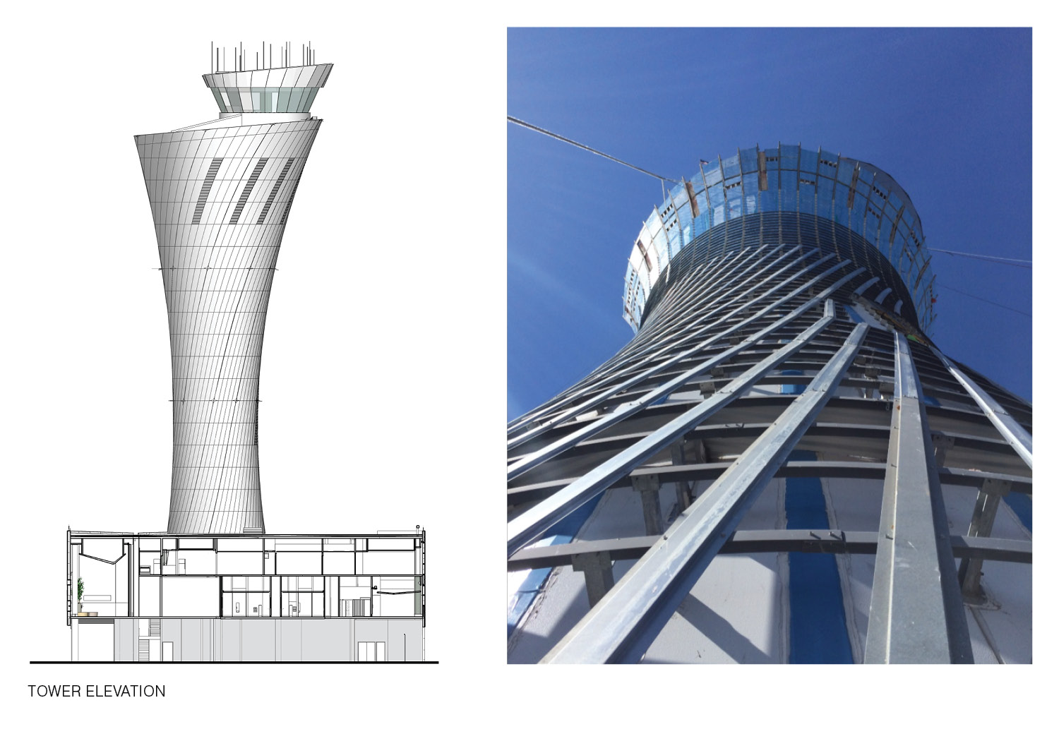 Tower Elevation Fentress Architects}