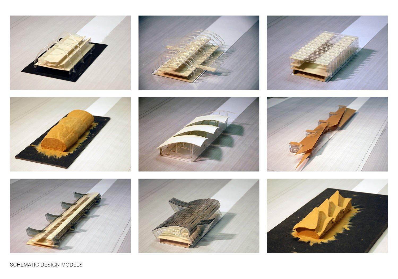 Schematic Design Models Fentress Architects}