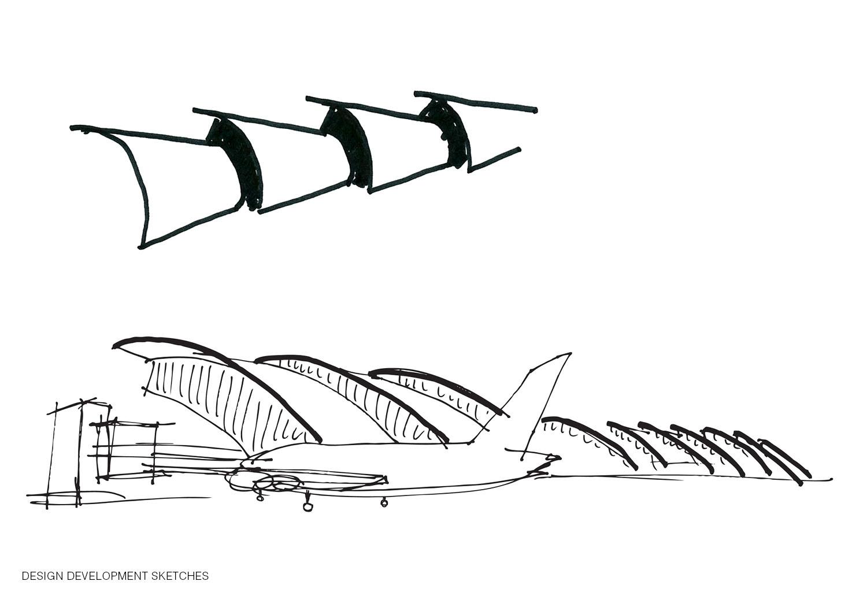 Design Development Sketches Fentress Architects}