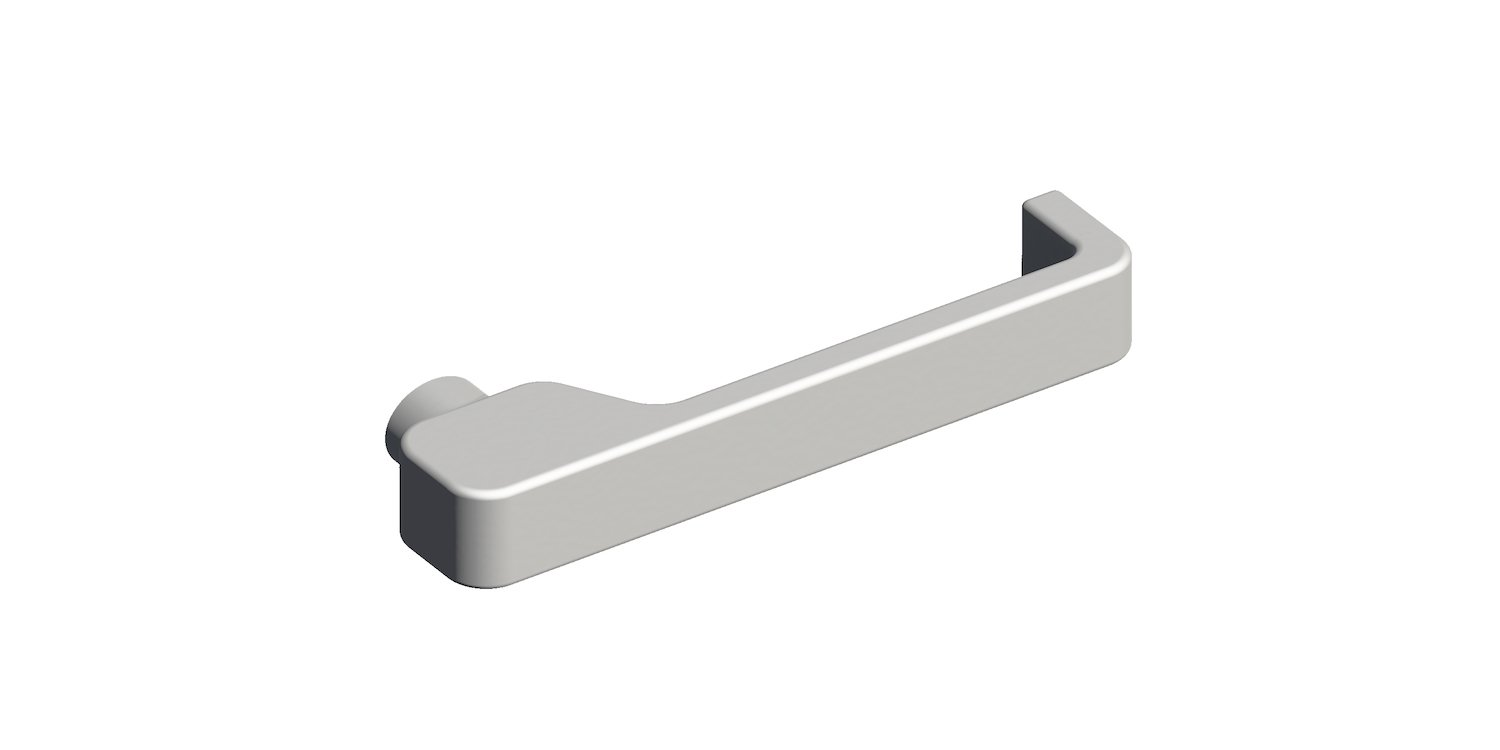 Clear Code Handle- Perspective view 2 PMMT Arquitectura}