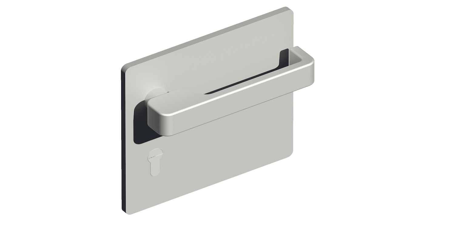 Clear Code® Handle- Backplate type 1 PMMT Arquitectura}