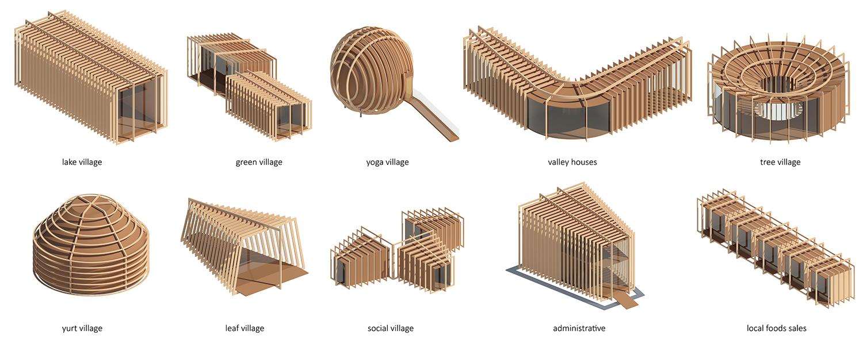 3d images yazgan design architecture}