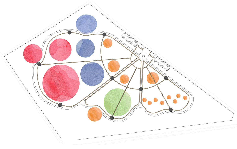 diagram of the plan-01 yazgan design architecture}