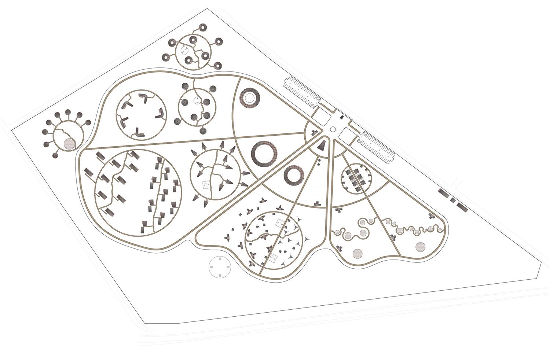 site plan yazgan design architecture}