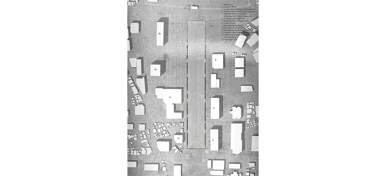 Ground floor plan © JADRIC ARCHITEKTUR ZT GmbH