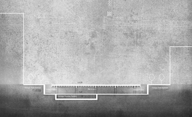 Section © JADRIC ARCHITEKTUR ZT GmbH